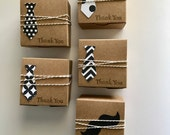 For Abeer: 50 little man favor boxes necktie and bow tie favor boxes
