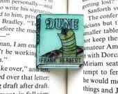 Dune pin / Sci-fi Book Cover / by Frank Herbert