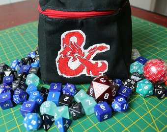 Dungeons & Dragons Dice Bag - PATTERN ONLY