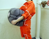 Portal Chell Aperture Science Valve Cosplay Costume Romper Jumpsuit