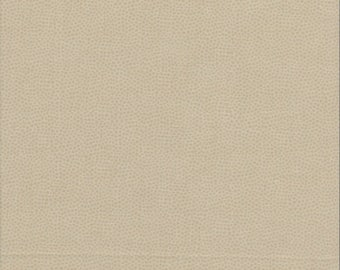 Sprinkles in Light Tan, Kathy Brown Teacher's Pet for Red Rooster Fabrics, 100% Cotton