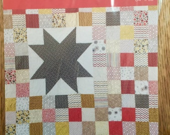 STAR LIGHT, Star BRIGHT quilt pattern by Missouri Star Quilt Co - charm squares - easy and so fun!