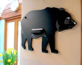 Black Bear Chalkboard