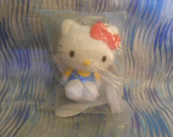 Vintage-Sealed-Hello Kitty Cake Topper With Spoon