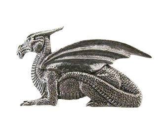 Premium Dragon With Wings ~ Lapel Pin/Brooch ~ A176PR,AC176PR,AP176PRA,AP176PRB,AP176PRC