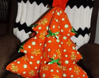 Sale!! Christmas Tree Centerpiece Gingerbread Men