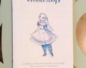 Wonderings - Wonderland Sketchbook