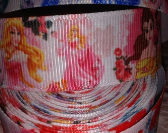 Princesses Grosgrain Ribbon