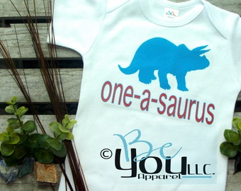 dinosaur birthday shirt; dinosaur birthday; dinosaur shirt; dinosaur party; dino shirt; dino birthday shirt; one a saurus; first birthday; 2