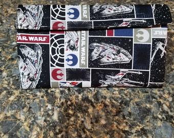 Star Wars Crayon Wallet