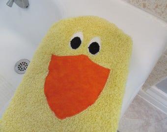 Duck Bath Mitt Puppet