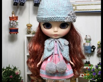 Candy dress : It's very cute for your blythe.