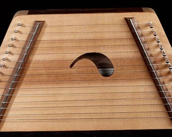 James Jones Two Octave Zither or Lap Harp