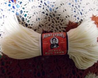 Aunt Lydia's Heavy Rug Yarn