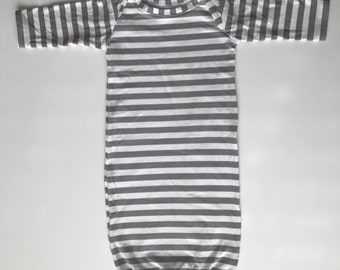 Baby sleeper gown