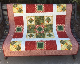 Quilt - Table Topper or Throw