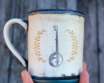 Banjo Mug
