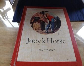 Joeys Horse Book by Jim Stewart