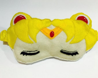 Sailor Moon Sleep Mask, Sailor Moon Eye Mask