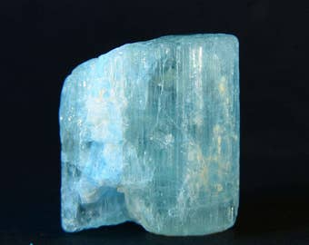 Raw Aquamarine Crystal 25.18g AQ77