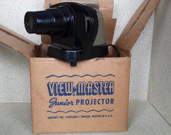 Sawyer View Master Projector