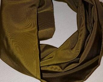 Silk Scarf-Women Scarf-Fashion Scarf-Infinity Scarf
