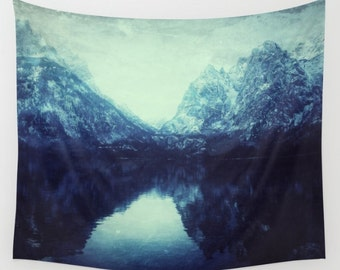 Mountain Tapestry | Forest Tapestry | Woods Tapestry | Magical Tapestry | Hippie Tapestry | Dorm Tapestry | Mountain Photography