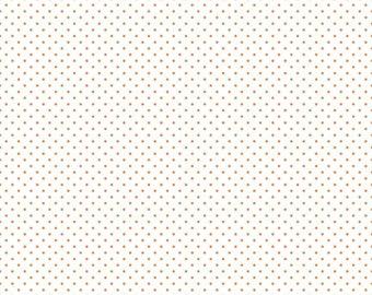 Swiss Dots - C660-60 Orange