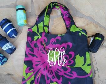 Reusable Totes in a Bag