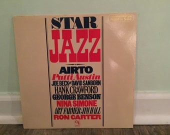 Star Jazz vinyl record