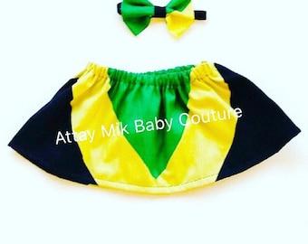 Jamaican dress