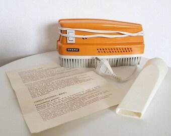 "Electric brush vacuum cleaner ""Dyana"" 70'S"
