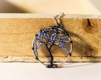 Trust - Tree of Life Pendant