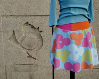 Pop art retro Rock SWEET AS CANDY ladies skirt skirt skirt lollipop women