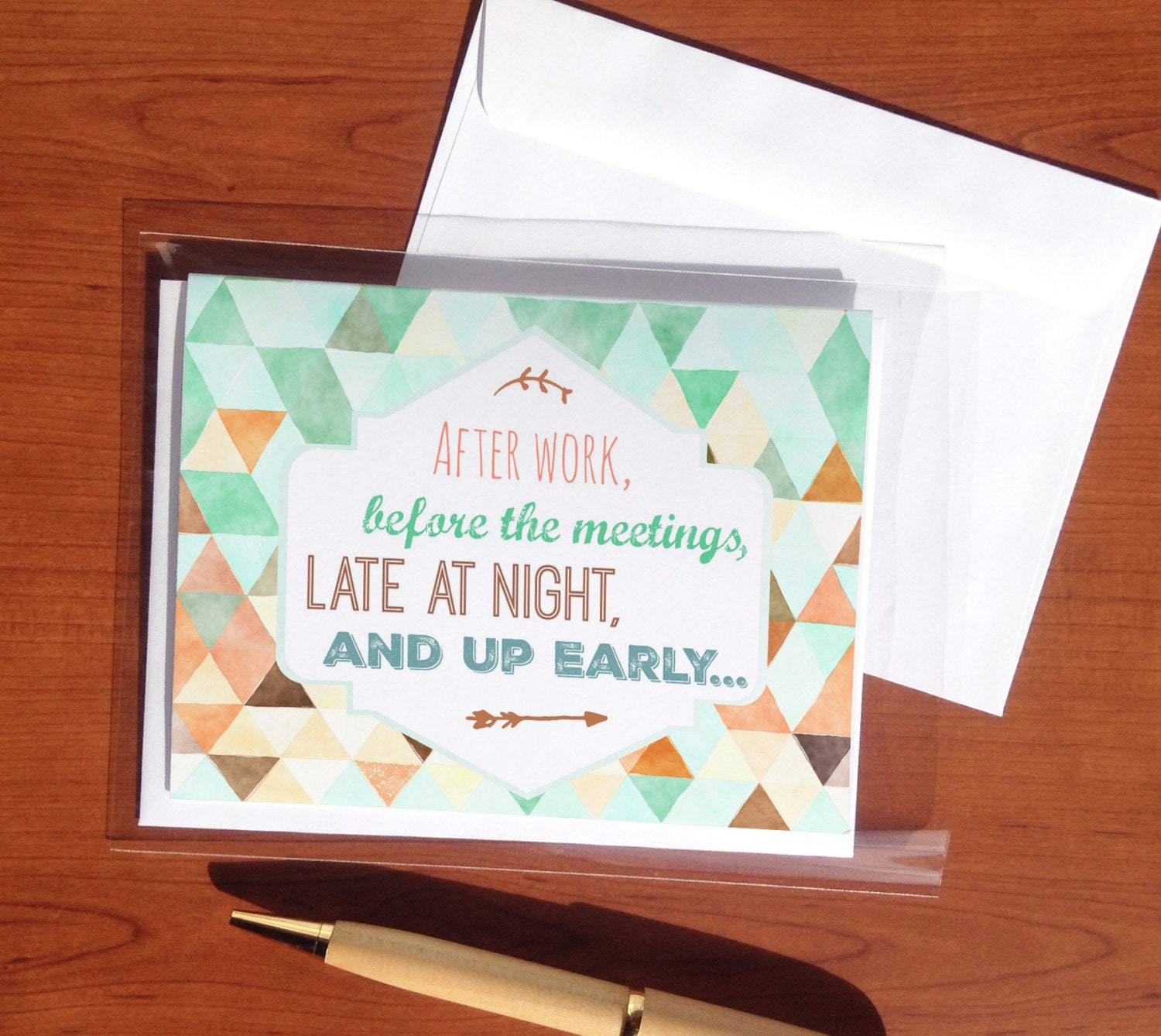 Elders and brothers jw greeting cards