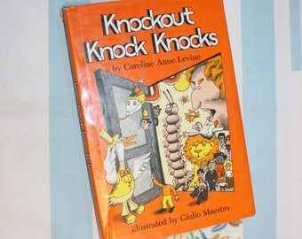 Knockout Knock Knocks, 1978 Joke Book