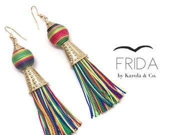FRIDA Earrings by Karola & Co