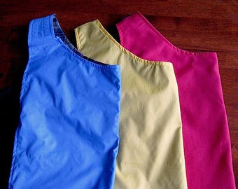 Red Dog Rain Vest.  Water Resistant Dog Rain Coat or Vest. Seattle Dog Rain Vest.