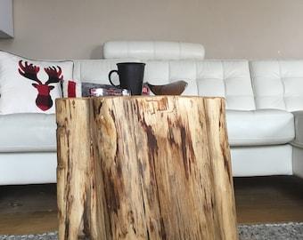 Stump Tables, Stump Coffee Table like Ellen,Log Furniture, Stump Coffee Table, Large Stump Coffee Table, Tree Stump Tables, Stump Stool