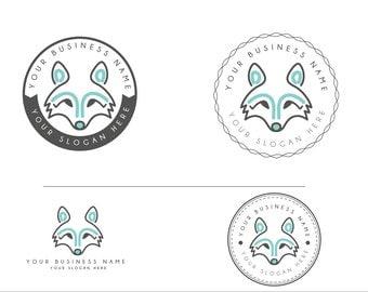 Retro Fox -  Store Logo Design