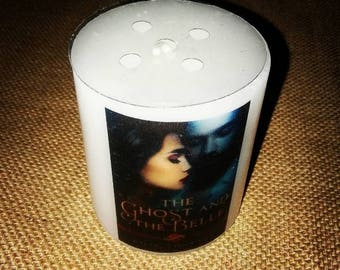 Candle: Personalized Author Swag