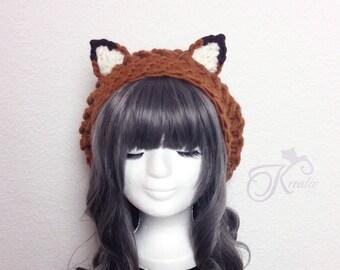 Deer hat
