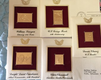 Select Golden Stamp Replicas 22k Gold* Choose one