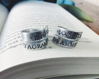 Bookstagram Ring