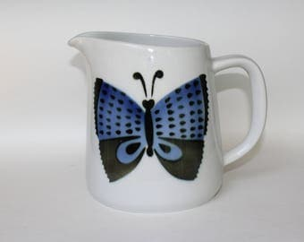 Butterfly Pitcher Arabia Finland