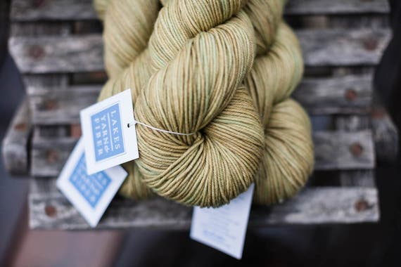 Meadow Targhee Worsted Yarn