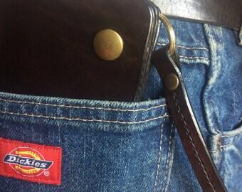 Mens long wallet
