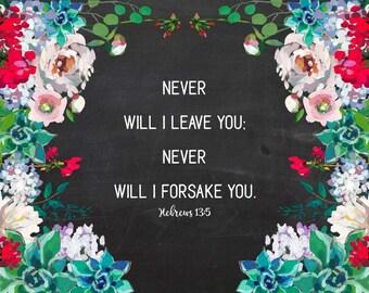 Encouragement Scripture Cards Set #3
