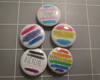 LGBT Pride Button