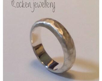 Mens Thumb Ring